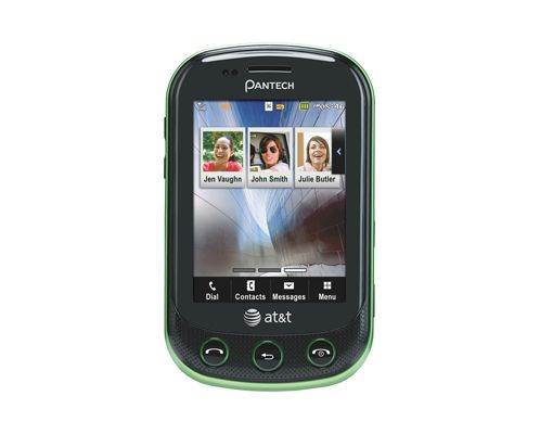 Pantech Pursuit II - Pink - (Refurbished) cell phone from AT&T