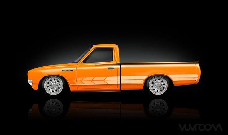 Datsun Pickup Oriento Classic Pinterest Nissan Cars