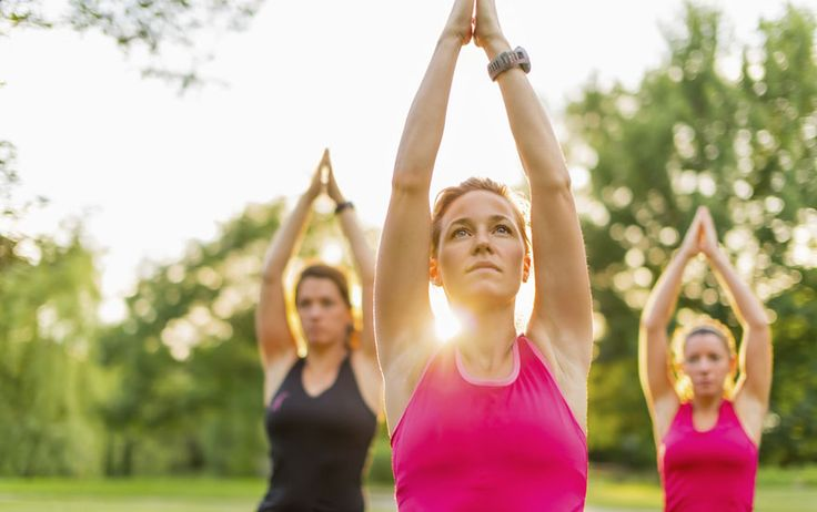 How to Set An Intention in Yoga Class