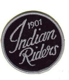 Indian Motor cycle Patch by bristomics on Etsy, $4.99