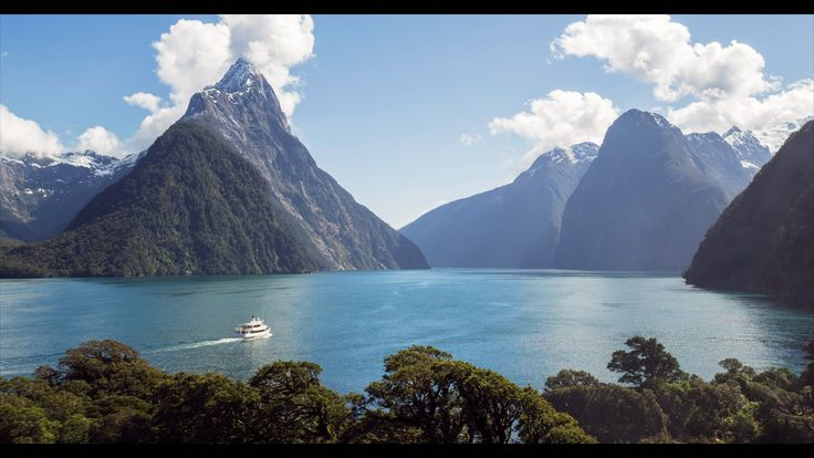 nice Milford Sound Cruise Milford & BBQ Bus Online video - The Experience of a Life span