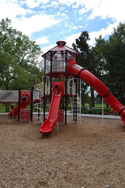 Arvada Volunteer Firefighters Park - Arvada Colorado