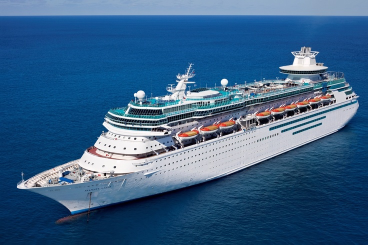 Majesty of the Seas.  This was my very first cruise.  Small ship, but lovely!! December 2013