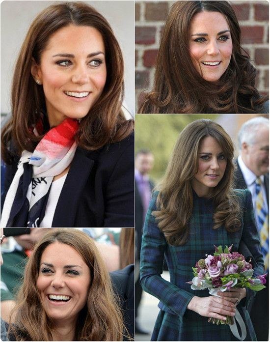 15 best celebrity extensions images on pinterest celebrity make up and hairstyles of kate middleton duchess of cambridge pmusecretfo Gallery
