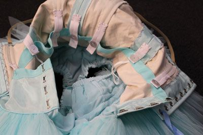 basque construction for a ballet tutu - Google Search