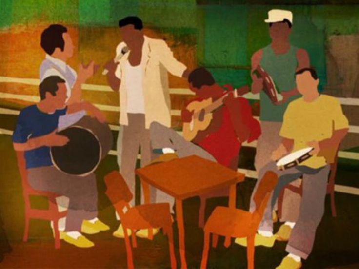 """Em 2013, o """"Som Brasil"""", da Rede Globo, teve uma edição dedicada ao pagode. O programa, que aborda diferentes vertentes da música brasileira, reuniu composições de mestres do gênero e recebeu grandes nomes como Almir Guineto, Arlindo Cruz, Jorge Aragão, Sombrinha."""