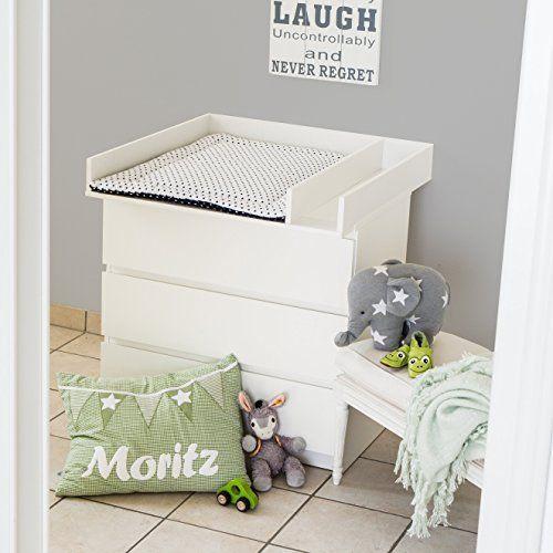 bois naturel table langer fixation top pour commode. Black Bedroom Furniture Sets. Home Design Ideas