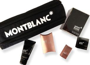Win with MontBlanc Emblem!