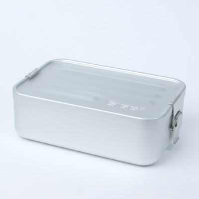 Aluminum Food Storage Box $25 - the never-ending quest to replace Tupperware - canoe.com