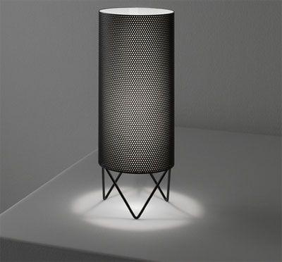 Pedrera PD1 1950s table lamp by Barba Corsini