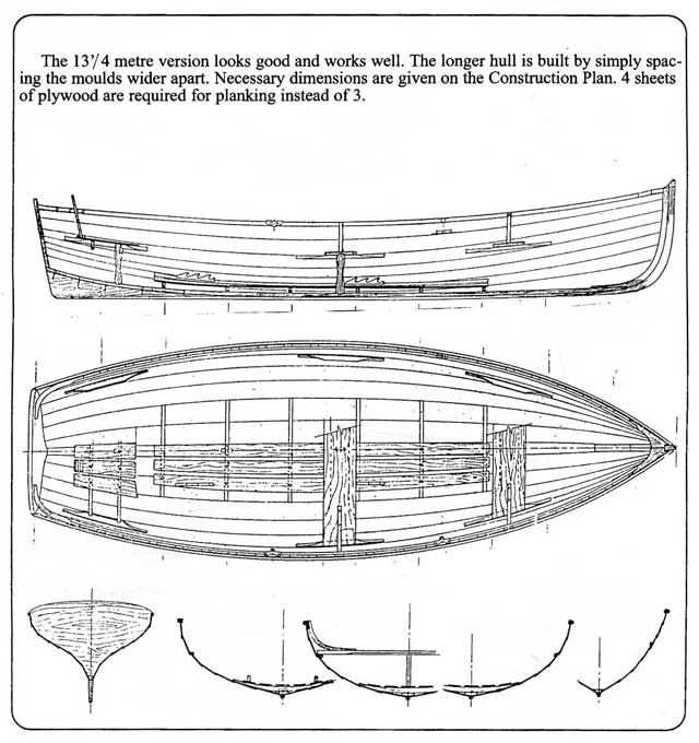 Small (light) Sail/Row Boats for Big People | Pienoismallit