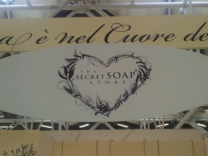 The Secret Soap Store en Cosmoprof Bologna 2013.