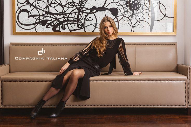 Compagnia Italiana.  Fall / Winter 15 Season has started!