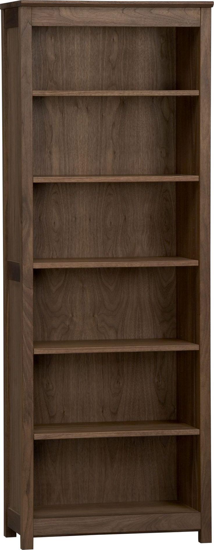 best  walnut bookcase ideas on pinterest  mid century modern  - ainsworth walnut bookcase  crate and barrel