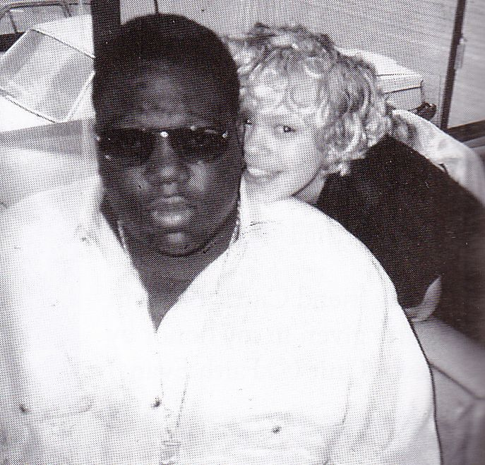 Notorious B.I.G and Faith Evans