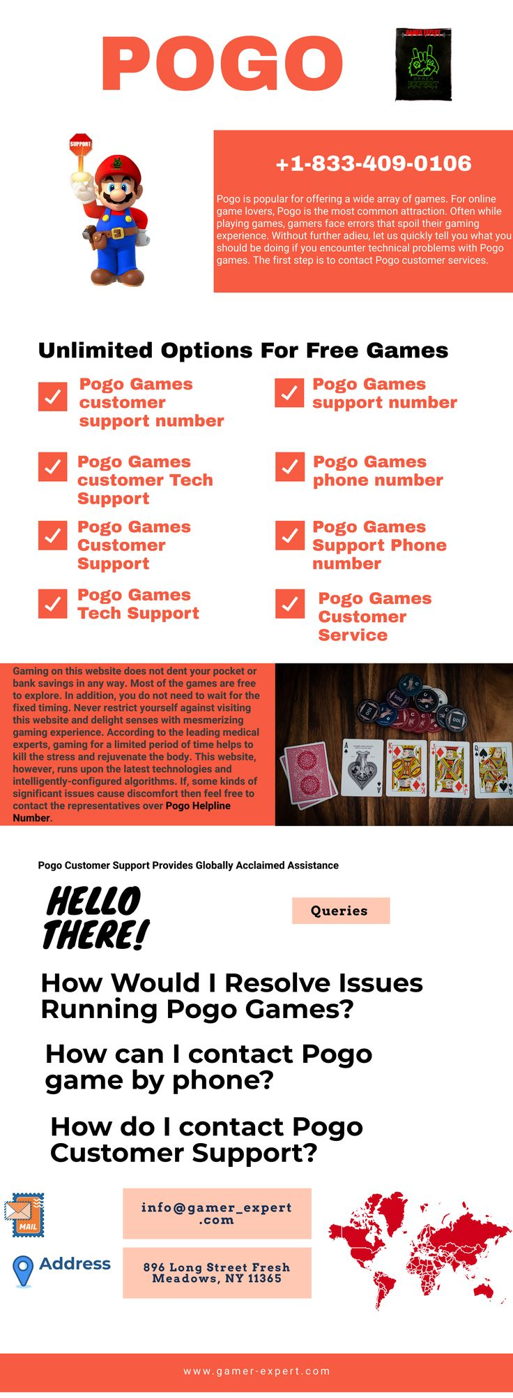 Pogo is popular for offering a wide array of games. For