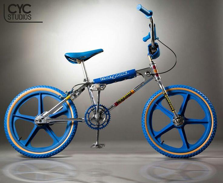 Cool Mongoose bmx