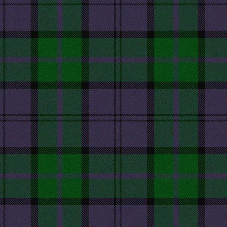 Dunbar clan | Dunbar Clan Blue Tartan - Scotweb Tartan Designer