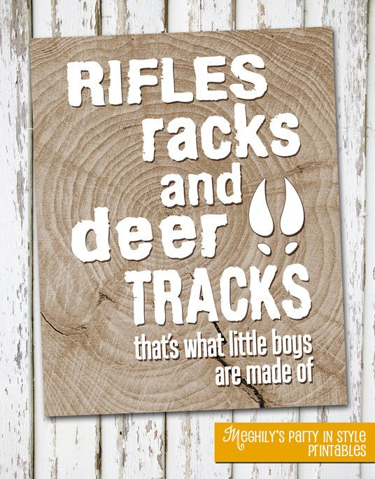 Hey, I found this really awesome Etsy listing at http://www.etsy.com/listing/114294989/hunting-sign-rifles-racks-and-deer