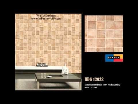 Wallsticker - Wallcoverings HDG By www.interior-diy.com