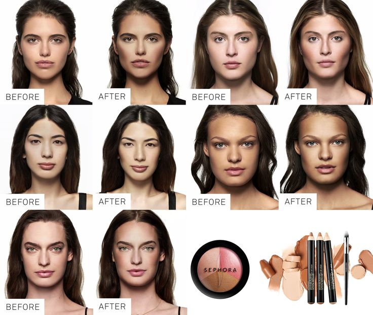 konturowanie twarzy - Szukaj w Google