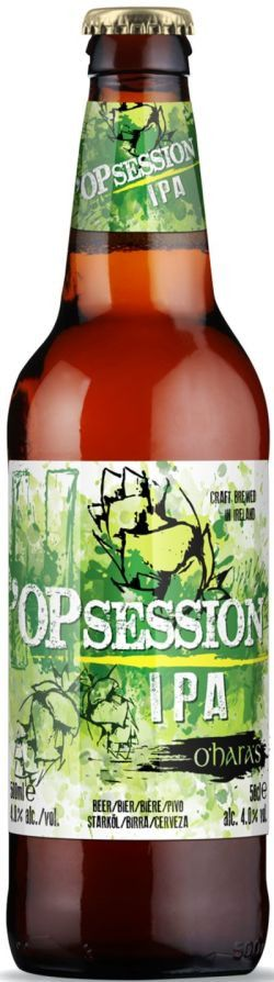 O'Hara's OP Session Ale 50cl | thebeerclub.ie
