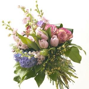 Ramo Sally - Un ramo muy vintage | Bourguignon Floristas