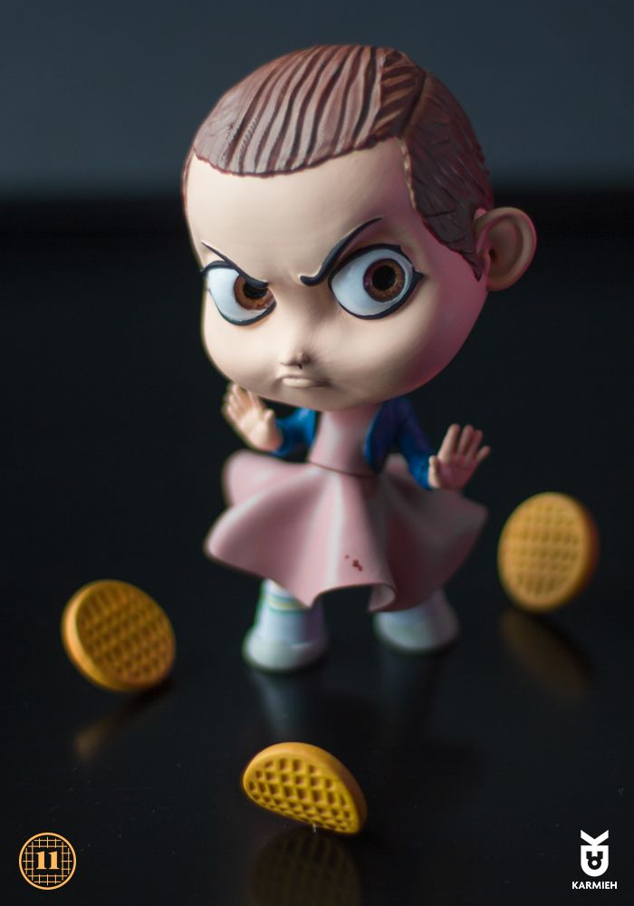 Eleven Limited Edition Toy Handcrafted Art Toy