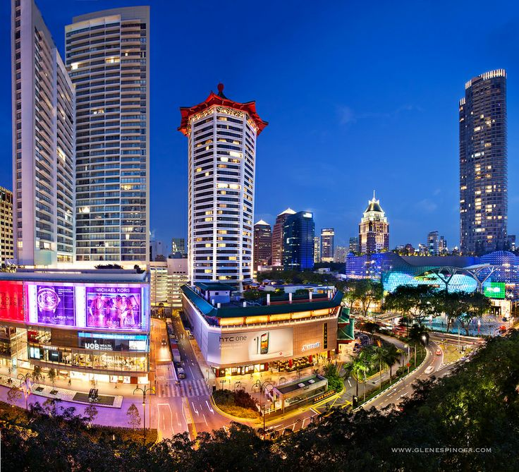 Heart of Orchard, Singapore  by Glen Espinosa , via 500px