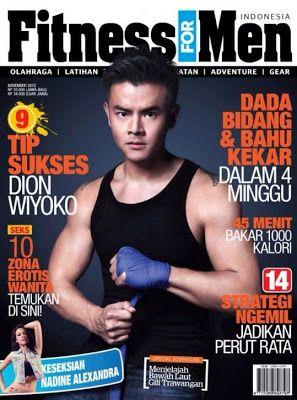 Handsome Indonesia: Dion Wiyoko