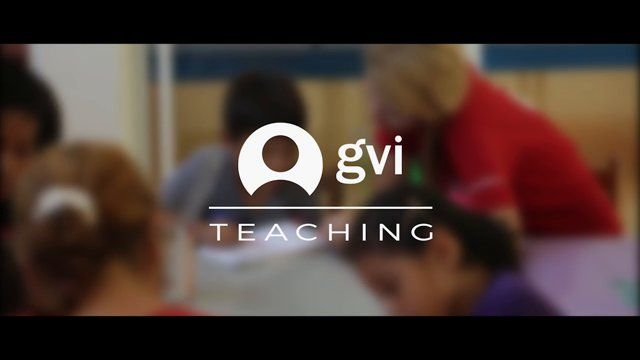 Combine your passion for volunteering with teaching and help teach English to disadvantaged community members in exciting locations like Laos, Fiji, Mexico and more!  Find out more: www.gvi.co.uk/focus/teaching