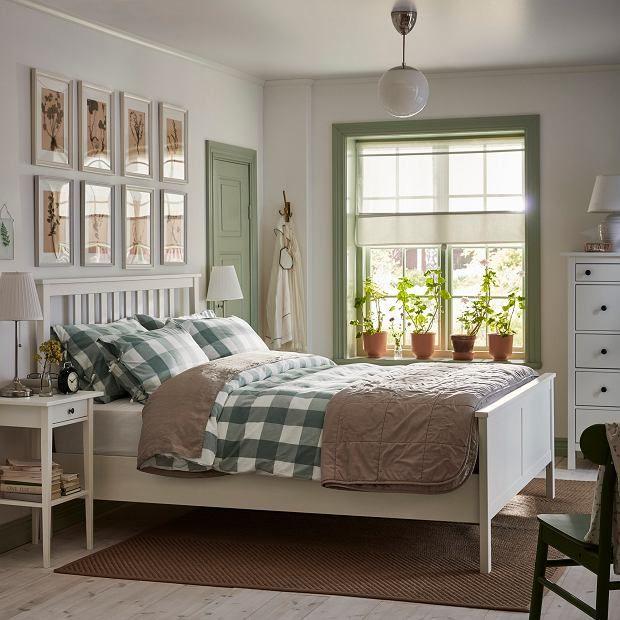 Aranżacja Sypialni Wg Ikea Sypialnia W 2019 łóżka