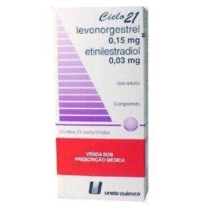 Ele é utilizado para prevenir gravidez não desejada, é um medicamento para adultos, feito a base de comprimidos que são ingeridos por via oral.