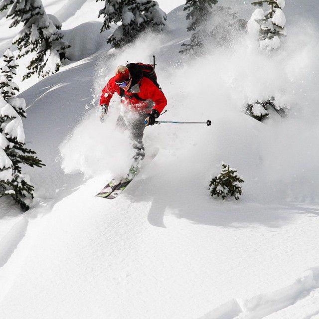 Amazing conditions over 3 days of filming at @islandlakelodge  Nick Nault #catskiing #skiing #ski #fernie #backcountry