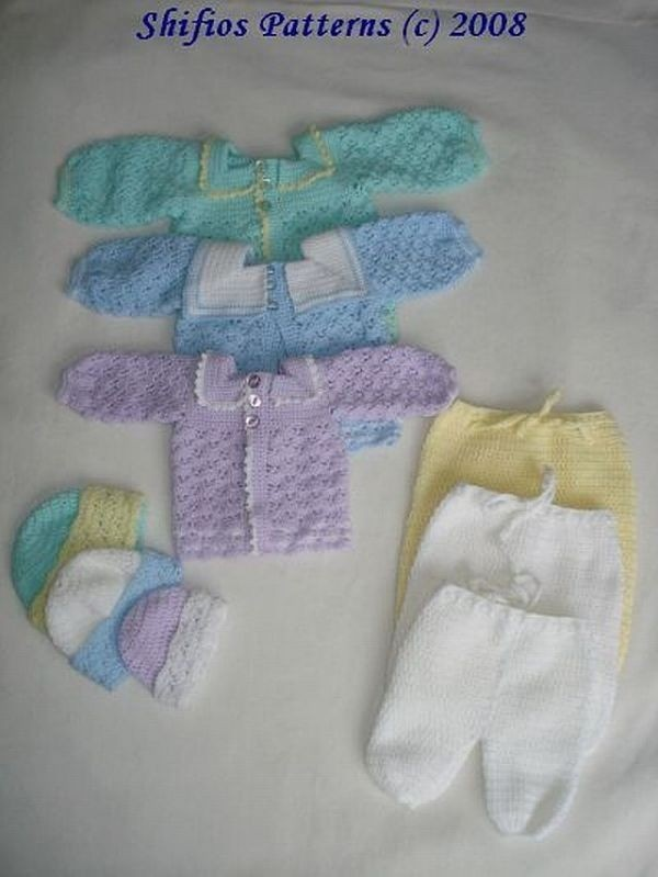 Mejores 71 imágenes de Crochet Ropita Bebé-Niños en Pinterest