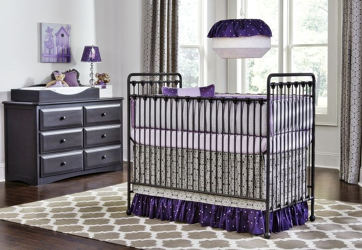 Only Best 25 Ideas About Purple Crib Bedding On Pinterest Purple Baby Bedding Girl Nursery