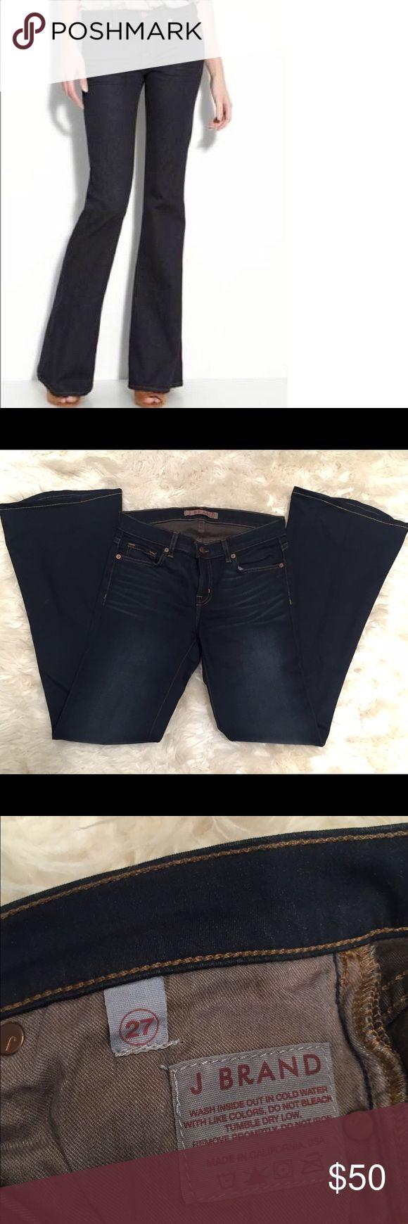 J Brand flare Jeans: NWOT J Brand Babe jeans in Cruiser finish. J Brand Jeans Flare & Wide Leg