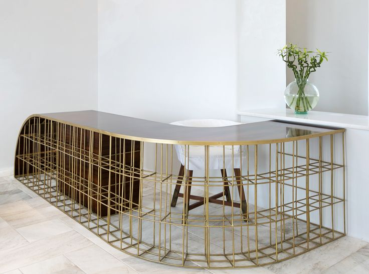 Reception Countertop Materials : about Reception Counter Design on Pinterest Lobby design, Reception ...