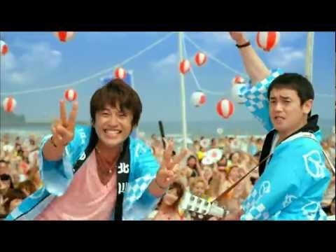 Japanese Summer Hit 2011 ゆず『LOVE & PEACH』