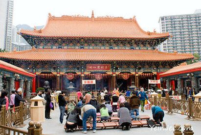 Wong Tai Sin Temple, Most Famous Chinese Temple in Hong Kong