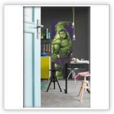 Fotomurale Poster Hulk | Originale Komar - Spidersell Italia | Decorazione creativa