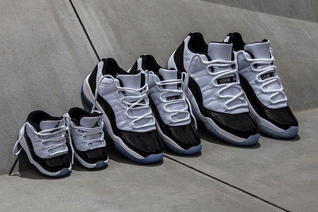 Jordan 11 Family Pack Jordans Pinterest