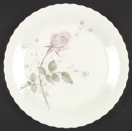 """April Rose"" china pattern from Mikasa. this was my bridal shower gift from my mom 30 years ago..........."