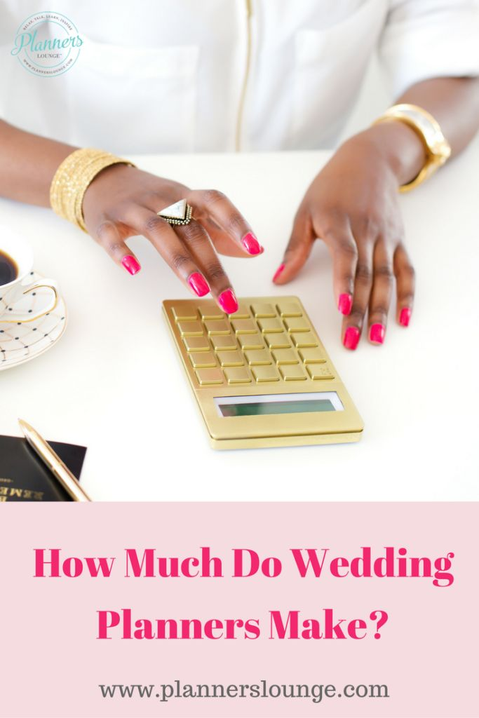 How Much Money Do Wedding Planners Make This Is One Of The Most Popular Questions About Getting Starting In And Event Planning Industry
