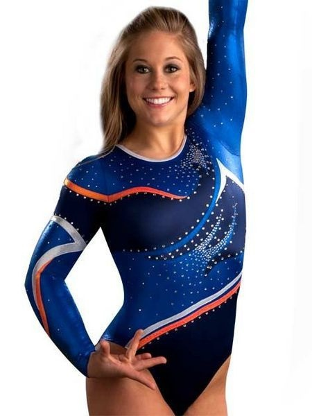 Blue Leo.!this is fantastic!!!! Man, I sure miss gymnastics, even though I never wore anything close to this awesome.