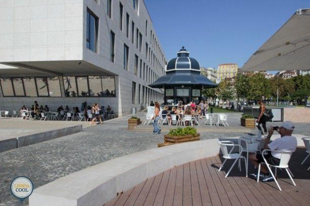 Lisboa Cool - Conviver - Quiosque Ribeira das Naus