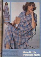 Журнал BURDA MODEN 1978 4 / Журнал BURDA MODEN / Библиотека / МОДНЫЕ СТРАНИЧКИ