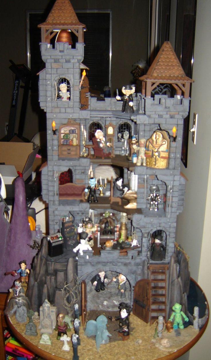 playmobile haunted house