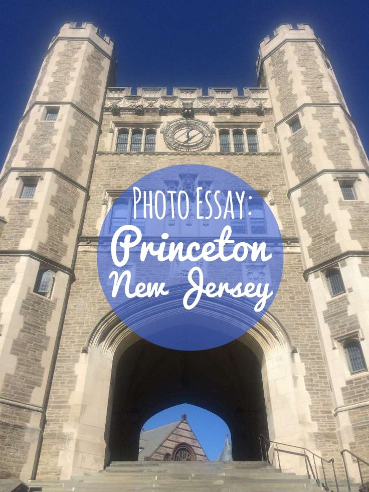 Princeton, New Jersey is very photogenic on a blue-sky day, with historical buildings and beautiful monuments dotted around this lovely university town.