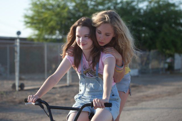 kay panabaker Juno Temple in little birds